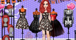 Księżniczki i mroczna moda