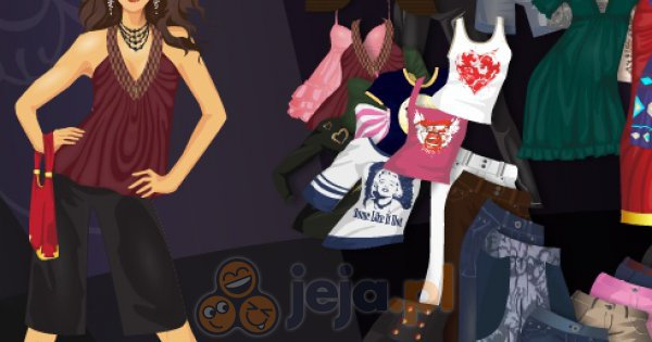 Randki ubieranki i gry makijaż