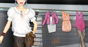 Luźne bluzki
