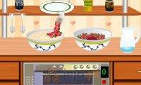 Makaron z pomidorami i czosnkiem