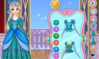 Elsa i codzienna moda
