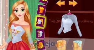 Księżniczki i tęczowe sukienki