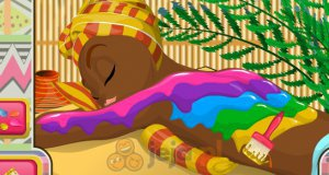Dzień w afrykańskim spa