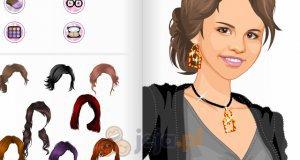 Selena na okładce magazynu