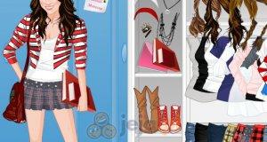 Miley idzie do szkoły