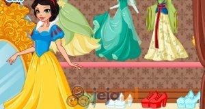 Cosplay księżniczki