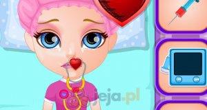 Mała Barbie: Operacja żołądka