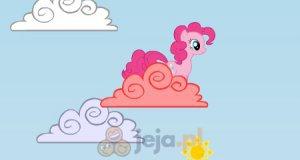 Skacząca Pinkie