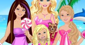 Barbie z siostrami