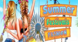 Na letnim festiwalu