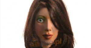 Celeste in the City Make Up