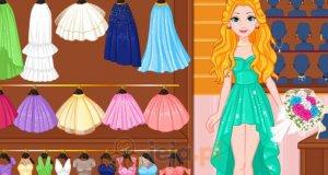 Barbie zostaje druhną