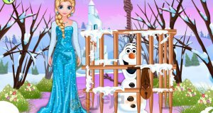Przygody Elsy i Olafa