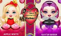 Mała Apple White czy mała Raven Queen?
