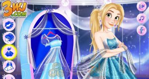 Zimowy bal w Arendelle