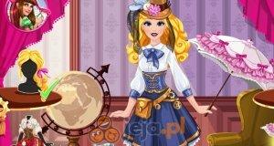Królowa steampunku