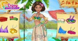 Przygody księżniczki Moany