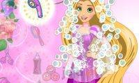 Rapunzel u fryzjera