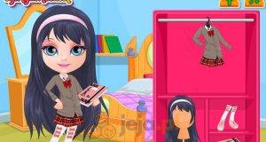 Mała Barbie wraca do szkoły