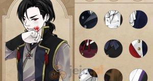 Bohaterowie mangi: Łowca wampirów 1