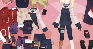 Dziewczyna Naruto