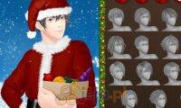 Przystojny Mikołaj