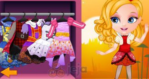 W stroju z Ever After High