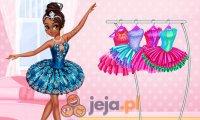 Księżniczki i pierwsza lekcja baletu