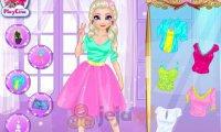 Elsa na okładce