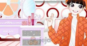 Zagadkowy makijaż 2