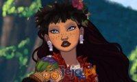 Polinezyjska księżniczka