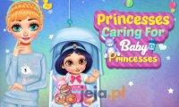 Opieka nad małymi księżniczkami