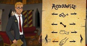 Kreator postaci: student Hogwartu