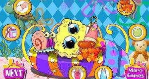 Dzieci SpongeBoba i Patryka