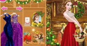 Święta w zamku Disneya