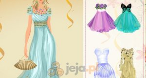 Pastelowe suknie