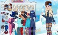 Zimowe przygody Elsy