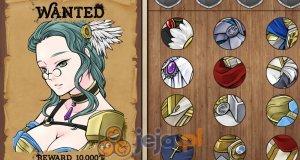 Bohaterowie mangi: Świat fantasy 1