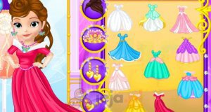 Bajkowy ślub księżniczki Zofii
