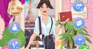 Francuska dziewczyna