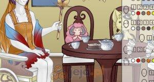 Herbatka u księżniczki