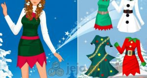 Strój na Święta
