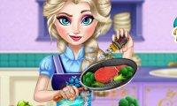Prawdziwe gotowanie Elsa