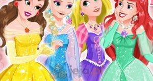 Konkurs piękności księżniczek Disneya