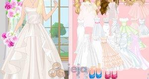 Ślubna Barbie