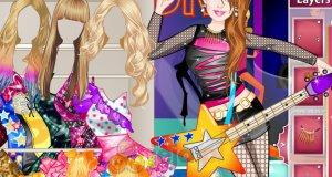 Barbie gwiazdą rocka
