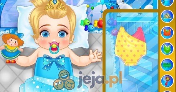 Małe księżniczki z Arendelle