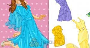 Sukienki nasycone kolorami