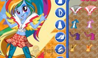 Tęczowa gwiazda Rainbow Dash