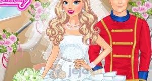Księżniczka panną młodą